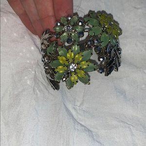 Jewelry - BCBG Silver bracelet- wont turn